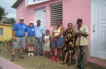 Building homes in the Dominican Republic